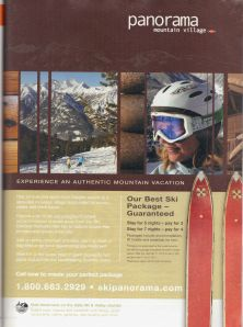 p.55 2010 Fall Issue of Ski Canada Magazine