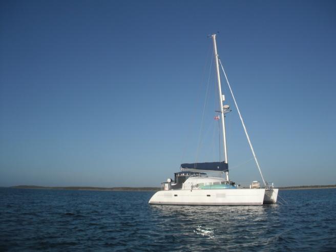 Mattina at BOnds Cay