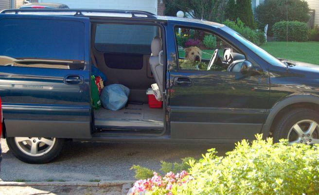 Farley in Van