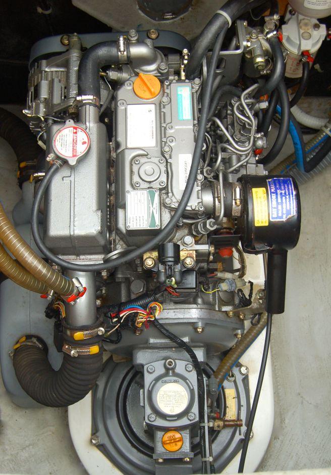 Yanmar 3YM30 30hp Diesel