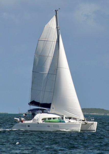 Mattina Sailing