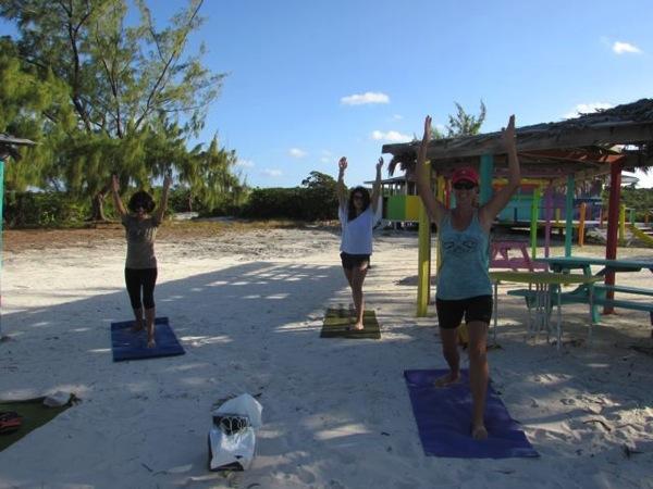 Beach Yoga 2014