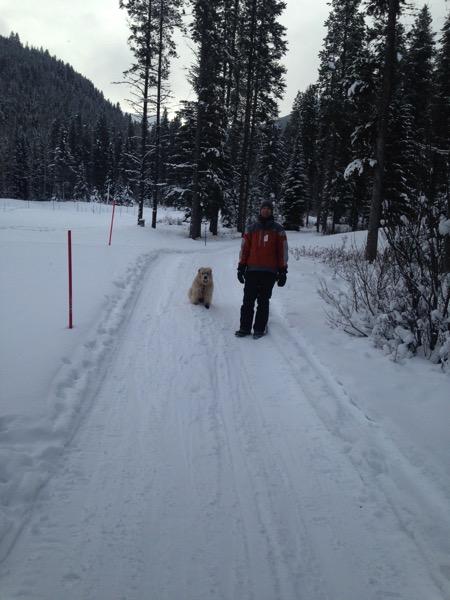 Farley hiking