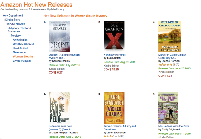 Screen Shot #1 Amazon