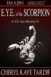 EYE of the Scorpion front med