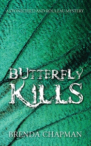 Butterfly Kills cover