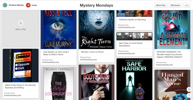 Mystery Monday Authors