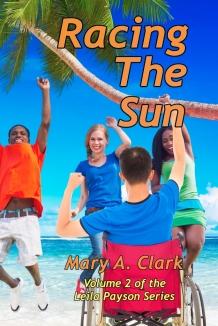 Racing The Sun Book Cover Small
