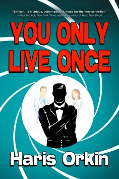 You Only Live Once Front Cover Official resized for website